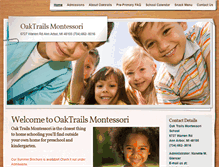 Tablet Preview of oaktrails.org